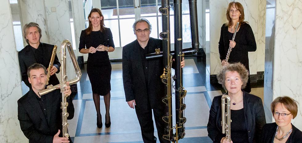 Fluitoctet BlowUp! & Joachim Eijlander – Gabriel Fauré, Claude Debussy