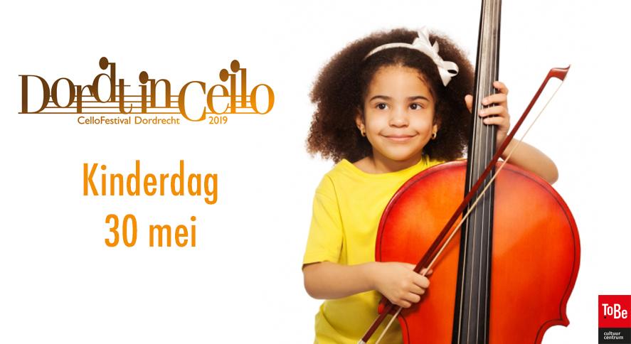 Kinderdag tijdens Dordt in Cello