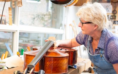 Workshop Cello Care